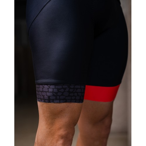 GLOVES 100% GEOMATIC RED