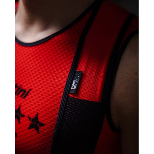 GLOVES 100% CELIUM BLUE WHITE