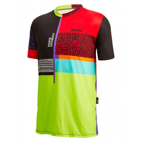 GLOVES 100% CELIUM BLACK YELLOW FLUO