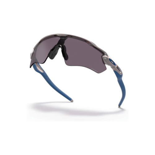 GLASSES OAKLEY FLIGHT JACKET POLISHED BLACK MATTE BLACK PRIZM ROAD