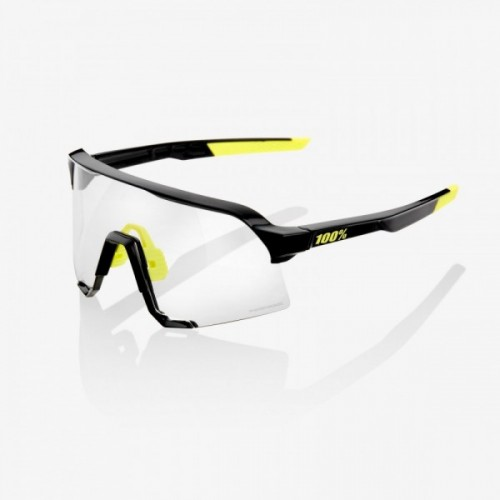 SHOE COVER SIDI YELLOW FLUO