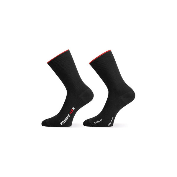 SOCKS CASTELLI ROSSO CORSA 9 SOCK BLACK