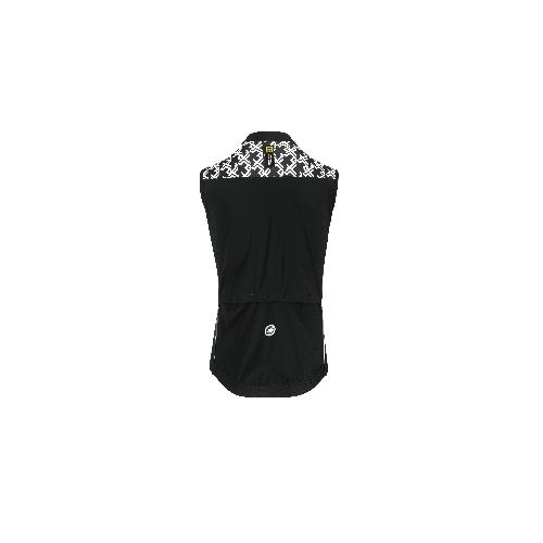 LEGWEAR CASTELLI THERMOFLEX NERO YELLOW FLUO | Code: 4514040 321