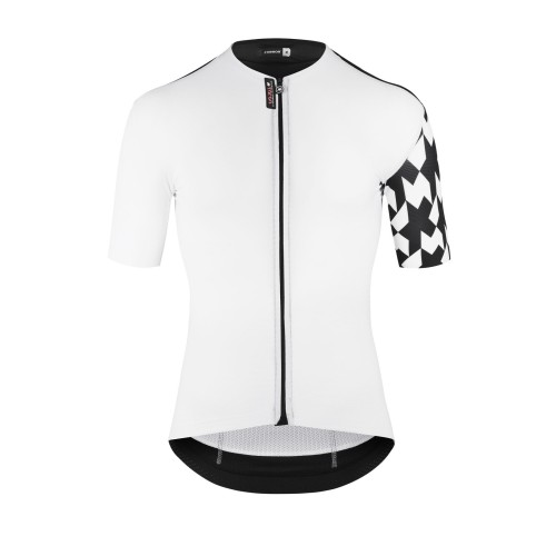 SOCKS ALÈ LOGO Q-SKIN WHITE BLACK
