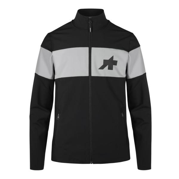 CAP ASSOS EQUIPE RS RAIN BLACK ORANGE FLUO | Codice: 13.70.744.49